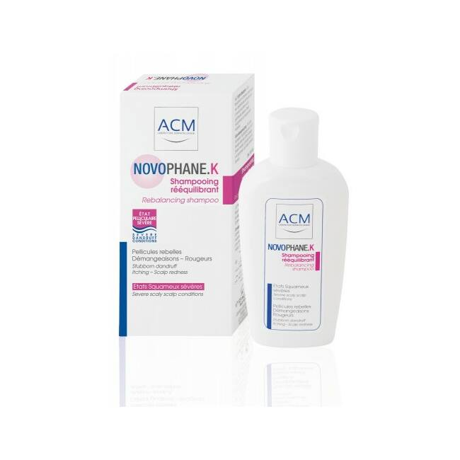 ACM Novophane K psoriasis elleni sampon 125ml