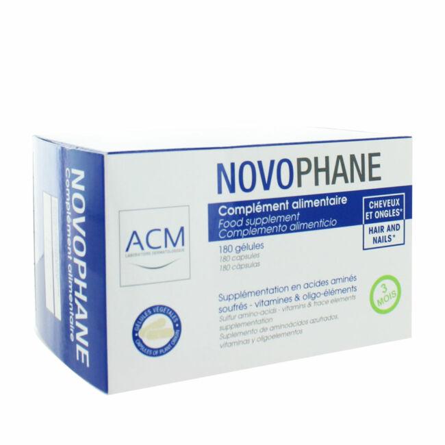ACM Novophane kapszula hajra és körömre 180x