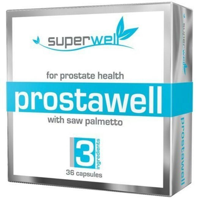 Superwell Prostawell Kapszula 36x