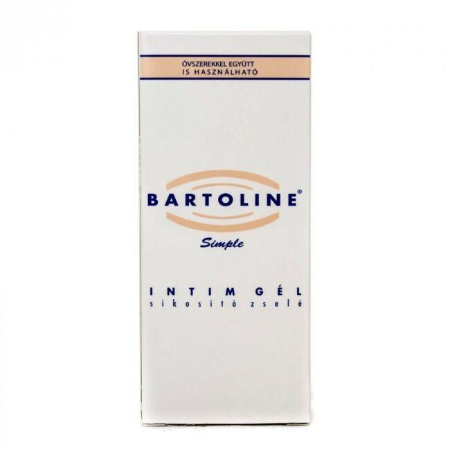 Bartoline intim síkosító gél 60g