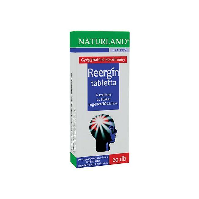 Naturland Reergin tabletta 20x