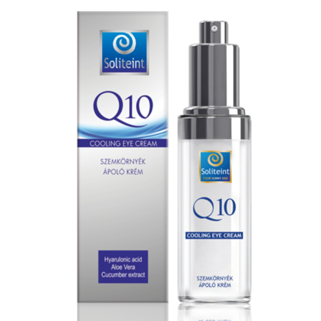 Soliteint Q10 Szemkörnyék Ápoló krém 30 ml