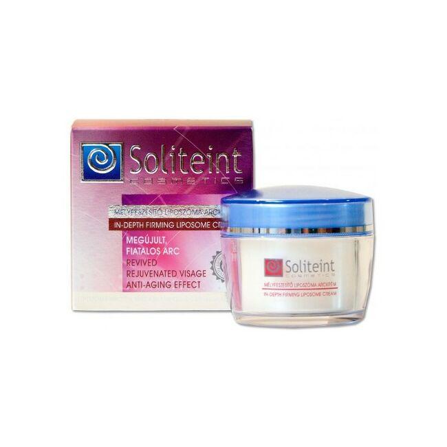 Soliteint Mélyfeszesítő Liposzóma Arckrém 50ml