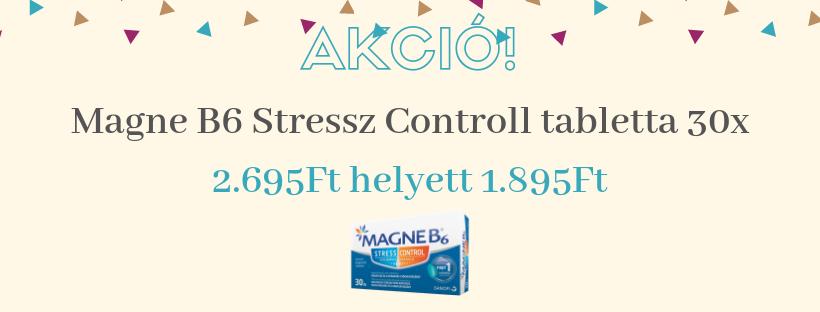 Magne B6 stressz