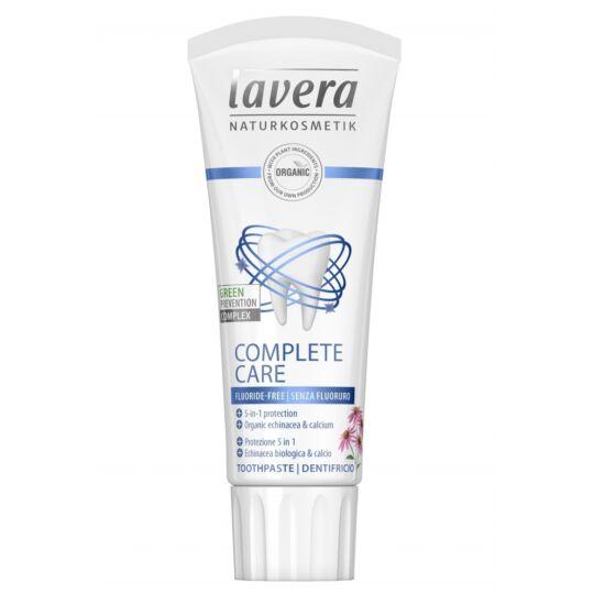 Lavera-Basis-Fogkrem-Echinacea-kalcium-fluoridmentes-VEGAN-75ml