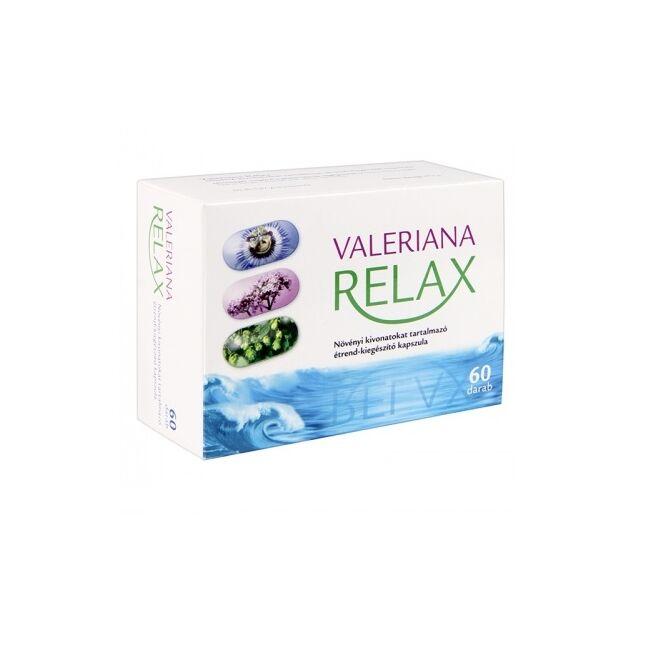 Valeriana Relax kapszula 60x
