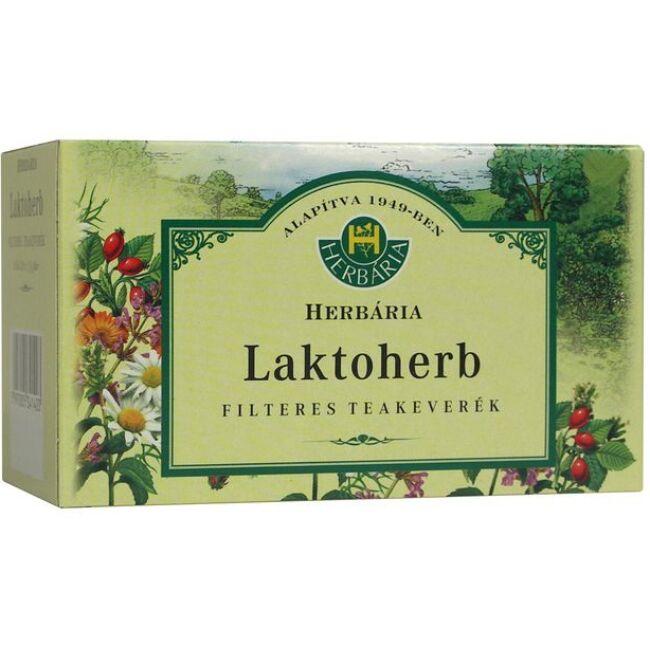 Herbária Laktoherb teakeverék 20x1,5g