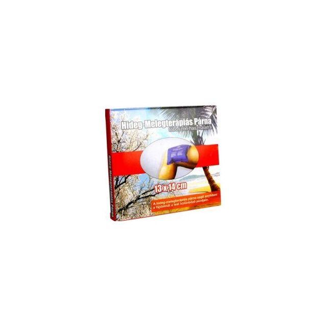 Hideg-melegterápiás párna 13x14 cm-es 1x