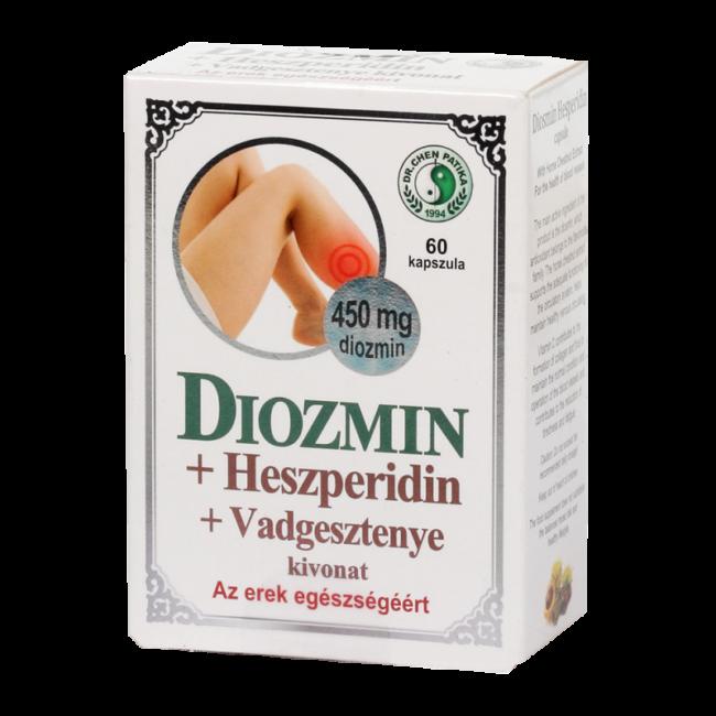 Dr.Chen Diozmin Heszperidin Vadgesztenye kapszula 60x