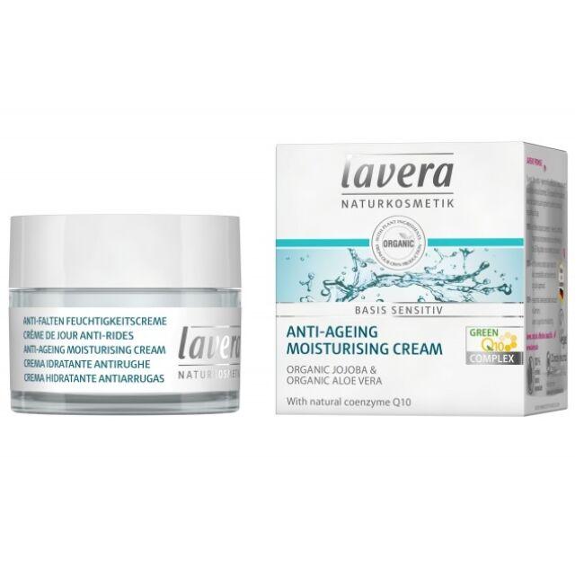 Lavera-Basis-Q10-oregedesgatlo-hidratalo-nappali-arckrem-50ml