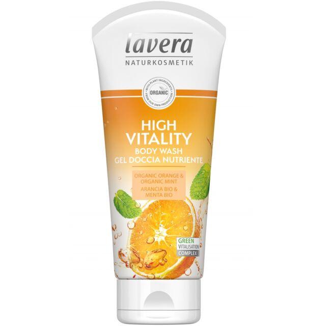 Lavera-tusfurdo-High-Vitality-narancs-menta-VEGAN-200ml