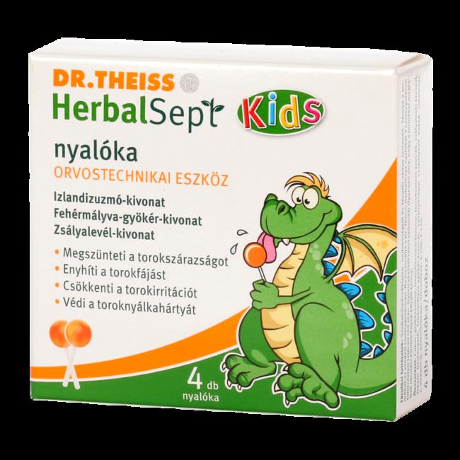 Dr.Theiss HerbalSept nyalóka 4x