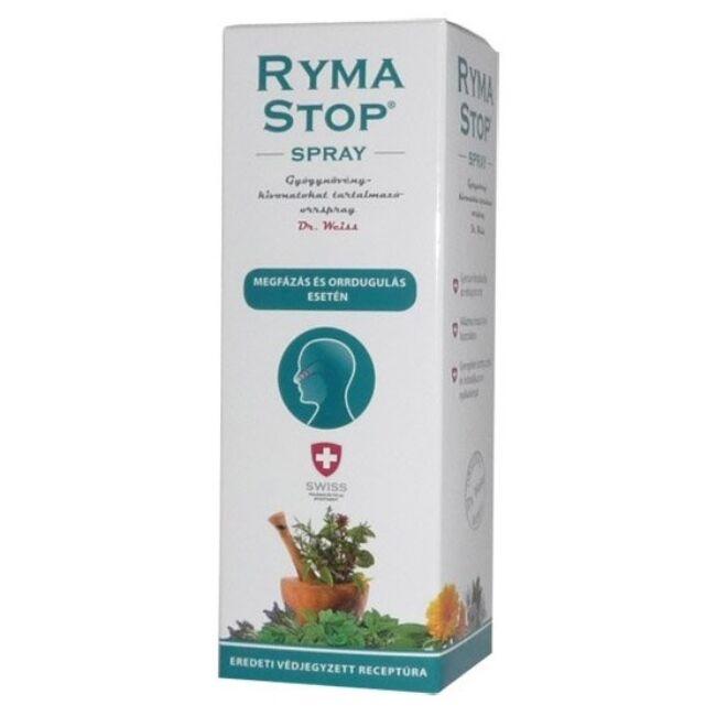 Dr. Weiss Rymastop orrspray 30ml