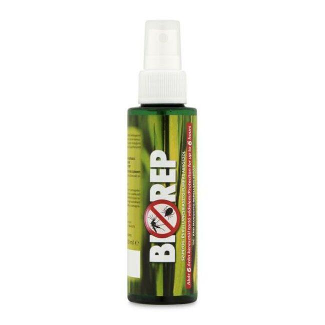 Biorep szúnyog- és kullancsriasztó pumpás spray 100ml
