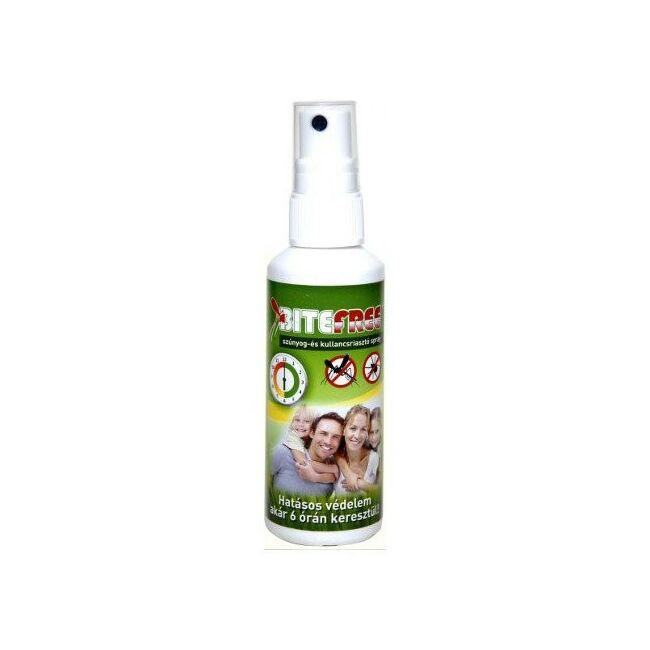 BiteFree Szúnyog- és kullancsriasztó spray 75ml
