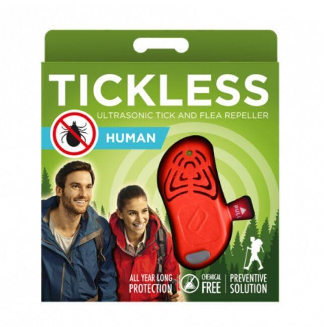 Tickless Human ultrahangos kullancsriasztó 1x