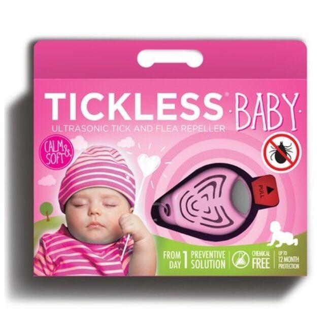 Tickless Baby ultrahangos kullancsriasztó 1x